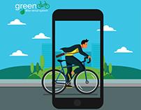 Greenoo : Bike Rental System