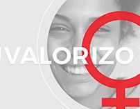 Apresentação da campanha #EuValorizo pela DPTO