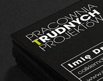 Pracowania Trudnych Projektów – logotype, stationery;