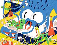 Weird Japan series