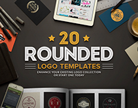 20 Rounded Logos