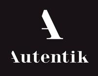 AUTENTIK - Création de l'identité du Charity Shop