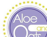 Aloe & Oats Organic Soap