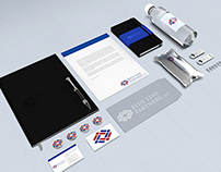 Identity Design - Blue Line Partners, LLC