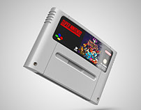 Super Nintendo Pal Cartridge