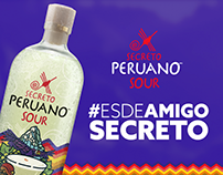#EsDeAmigoSECRETO