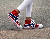 Feet in Norway