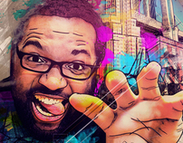 Netflix Speaker Series Presents Baratunde Thurston