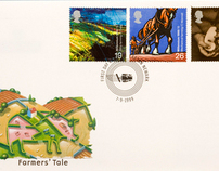 Royal Mail Millennium Stamp Packs