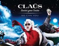 Claus: Santa's Gone Centro