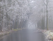 Winter in Linschoten