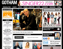 Gotham Website