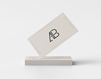 Business Card Mockup #5
