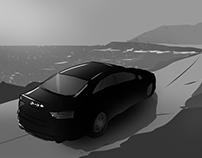 Audi Storyboard Pitch