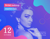 Bridal Makeup Masterclass | Creative Template Suite