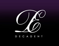 Decadent (Branding + Website)