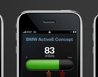 BMW iPhone App