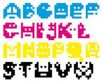 Font – Pacbit