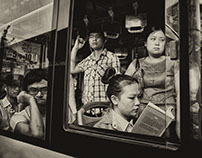 Street Photographs In April