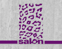 Promo materials for Restaurant Salon