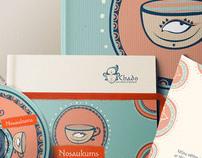 CHADO Tea shop corporate Identity
