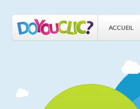 DO YOU CLIC - Web design