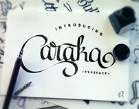 Caraka Typeface