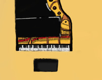 """Musica"" . Animation"