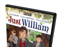 Just William DVD Cover Art