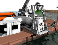 Reconstructing Cheeseman Dam