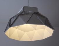 Apollo Lampshade by Romy Kühne for DARK