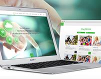 Neora - website responsive