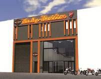 Harley Davidson & Ducati      Gran Canaria
