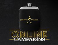 Johnnie Walker (Online Campaign Visuals)