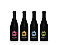 Pictogram Wine Bottles