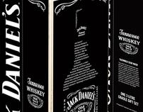Jack Daniel's (3l cradle gift set)