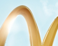 MCDONALD'S CARD CANADA - Web Design