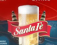 Cerveza Santa Fe | Website institucional