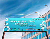 8ª Feira das Indústrias e Negócios