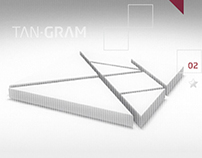 Tangram | Website promocional