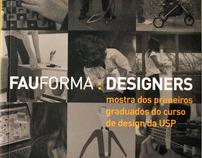 design gráfico | fauforma: designers
