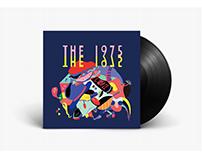 THE1975 仿唱片包裝 (Album Re-design)