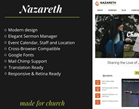 Nazareth Church Theme