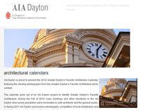 American Institute of Architects 2012 Calendar