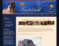 Knatchbull website re-design