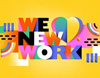 Adobe We ❤ New Work
