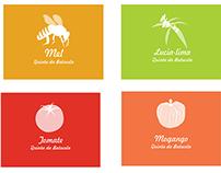 Quinta da Batucela Labels - Artisan Products