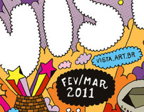 Vista Mag #34 cover