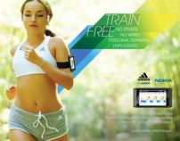 Adidas MiCoach app for Nokia N8