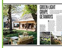 Getaway GREEN WINE AWARDS